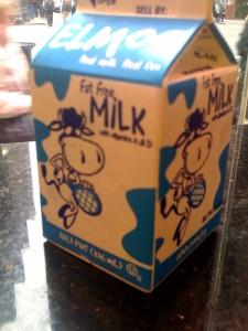 cute milk